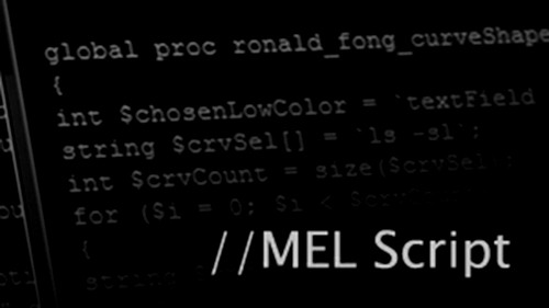 Creates perfectly oriented 3-joint chain MEL Script
