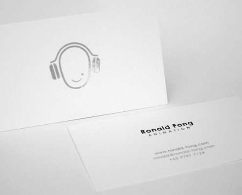 Ronald Fong Namecard