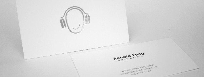 Ronald Fong Namecard