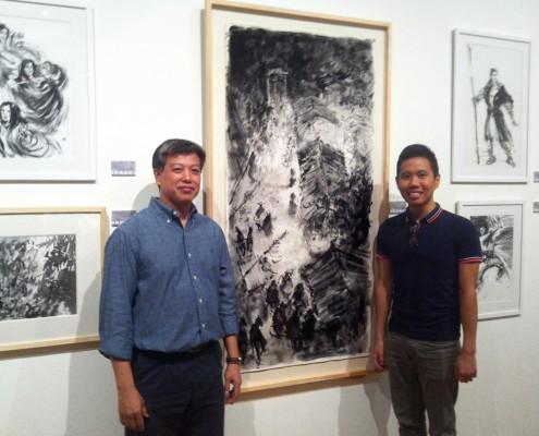 Ng Woon Lam and Ronald Fong