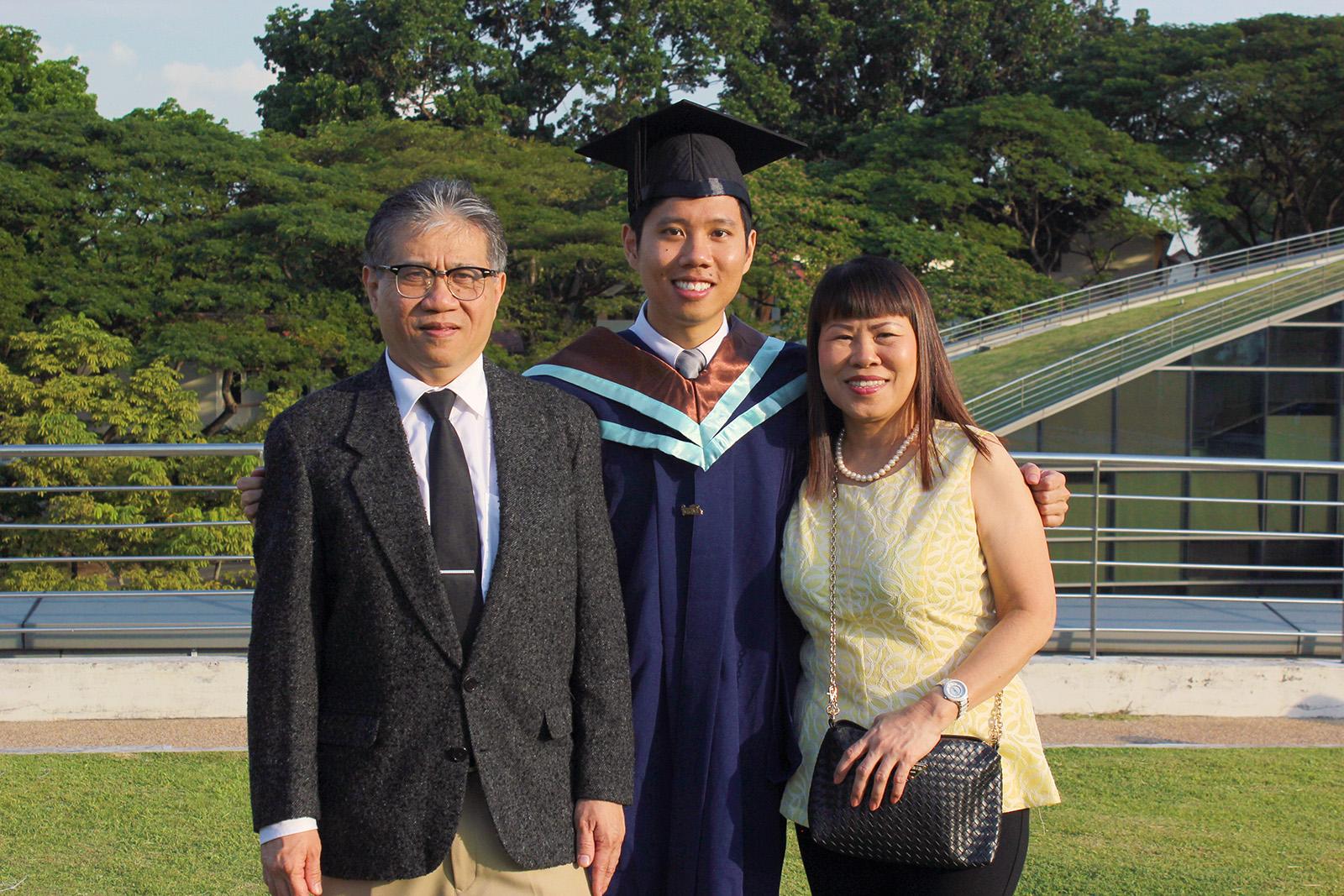 Ronald Fong Parents