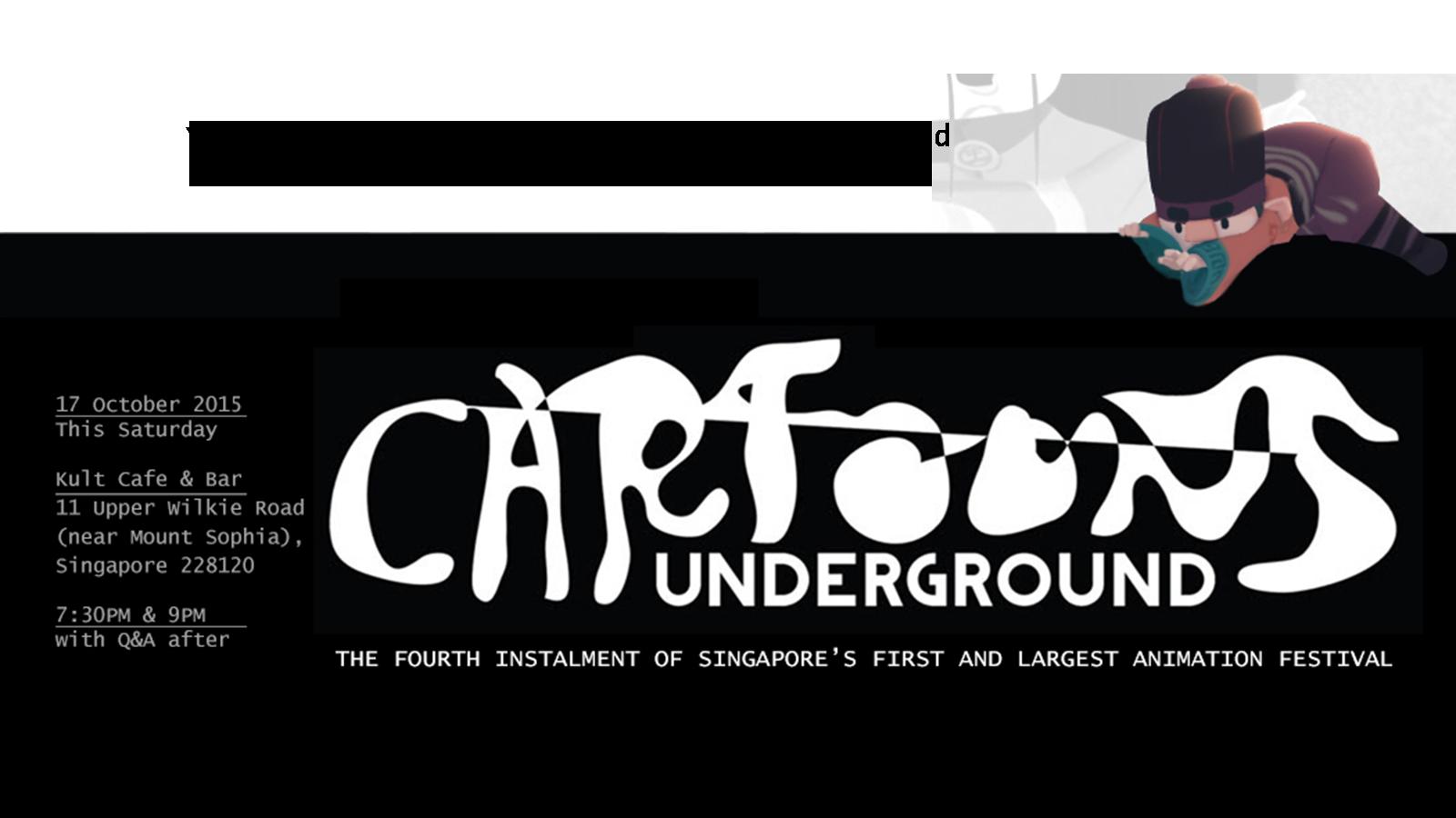 Cartoons Underground Banner Crop