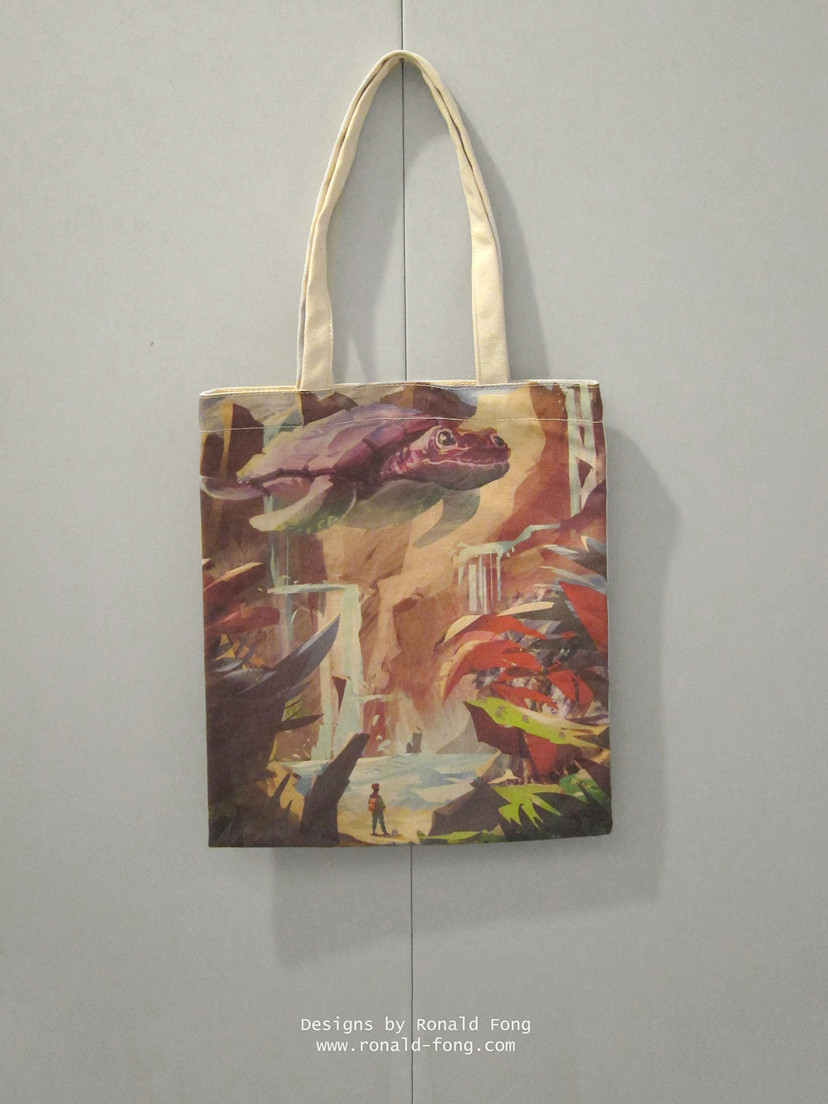 toteBag Designs by Ronald Fong C