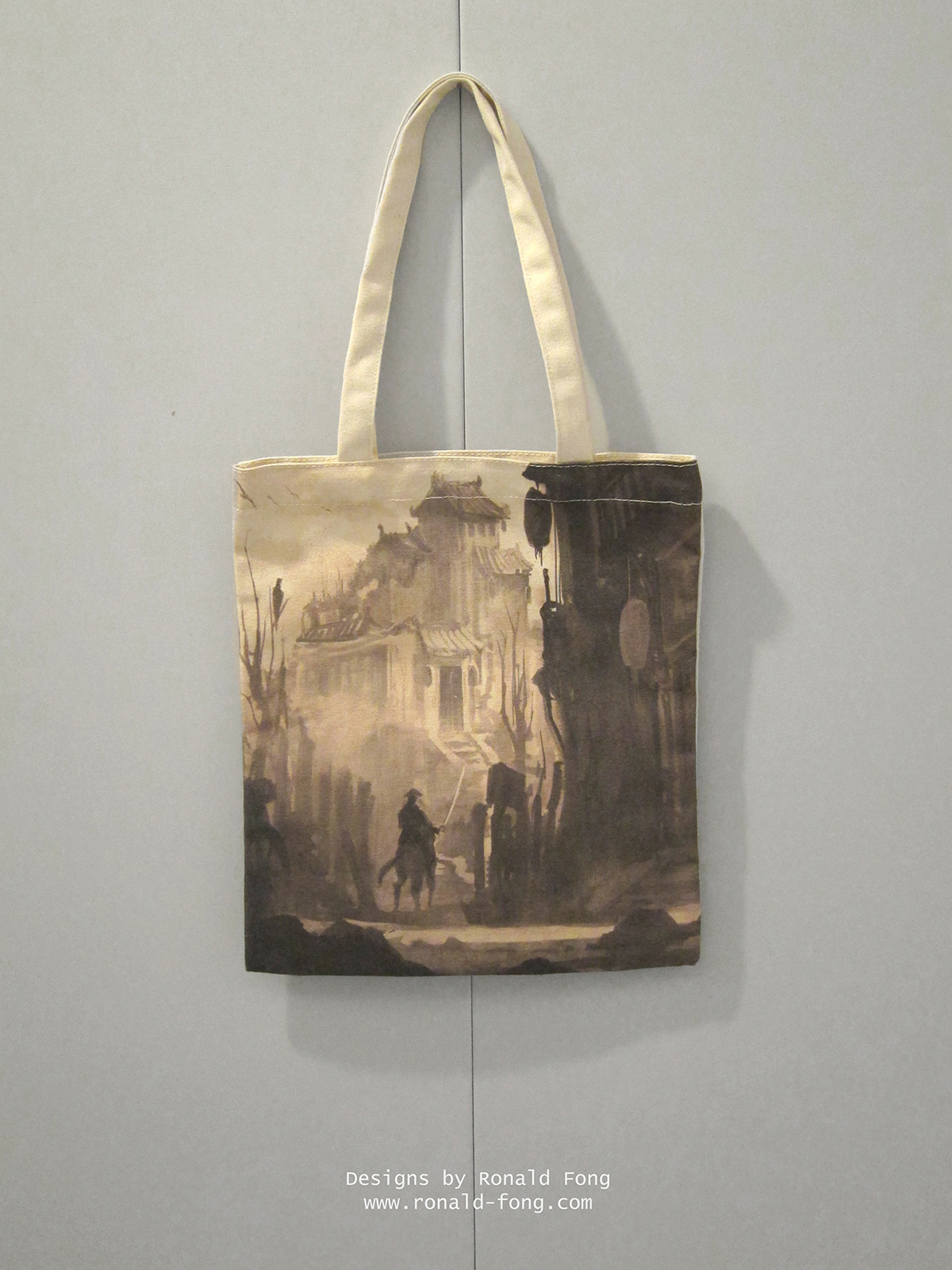 toteBag Designs by Ronald Fong D