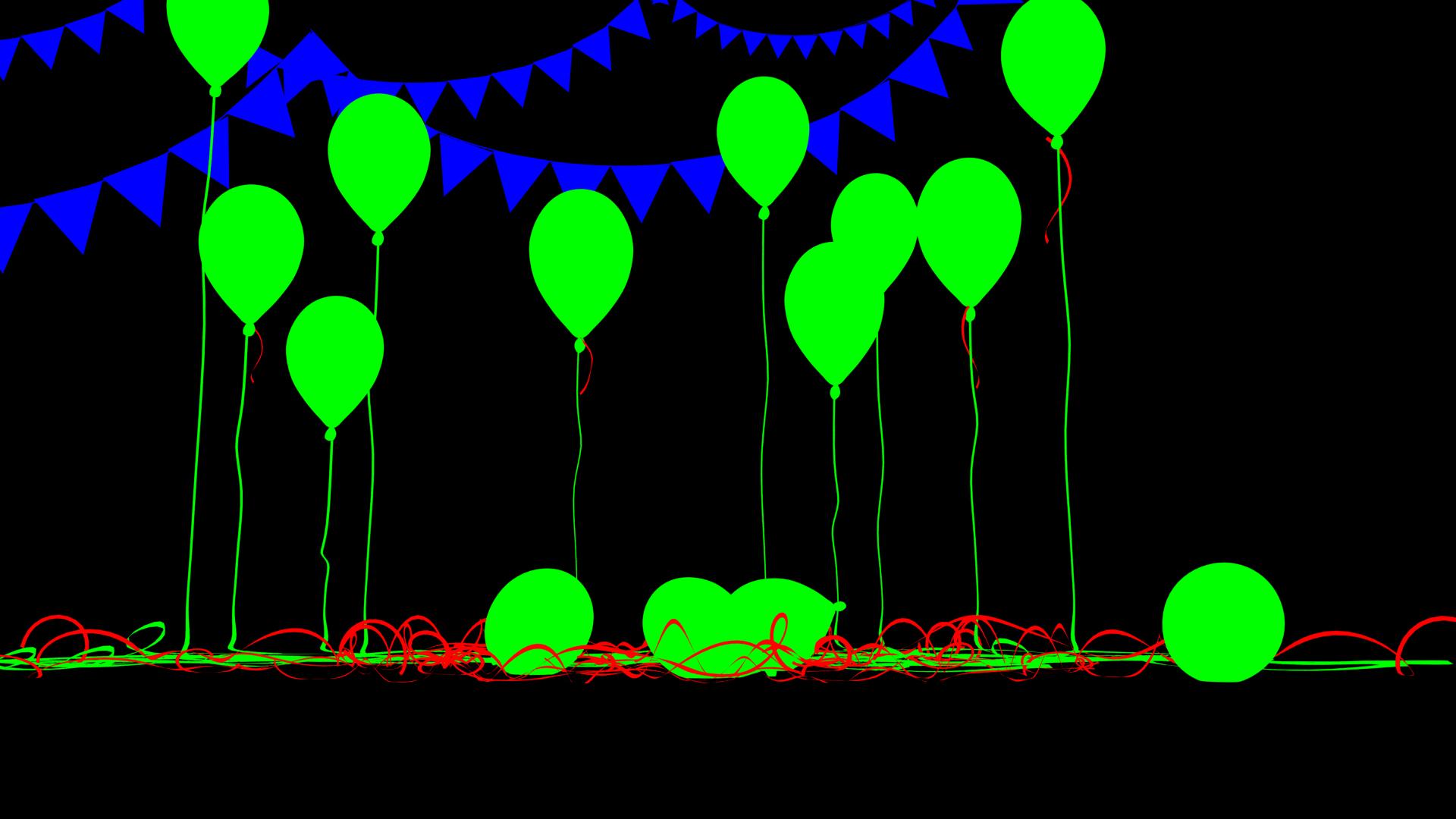 Balloons IDPass by Ronald Fong