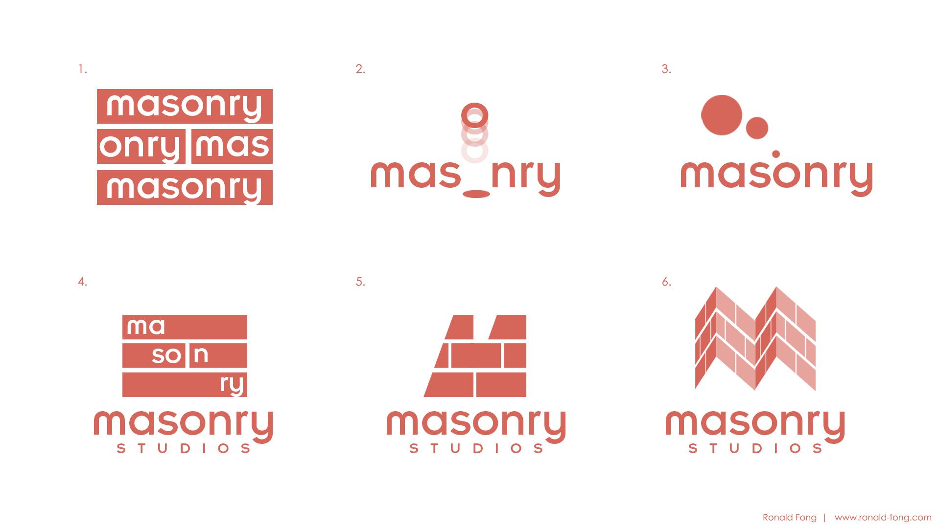 Masonry Logo Design (2)