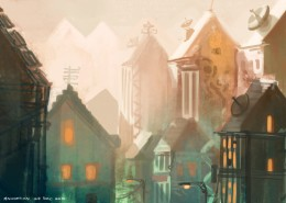 Animation Color Key and Shot Design by Ronald Fong (3)