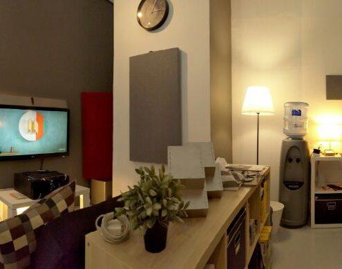 Ronald Fong - Masonry Studios Interior B