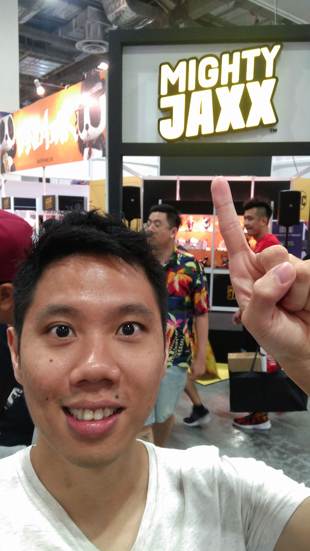 MightyJaxx STGCC Ronald Fong