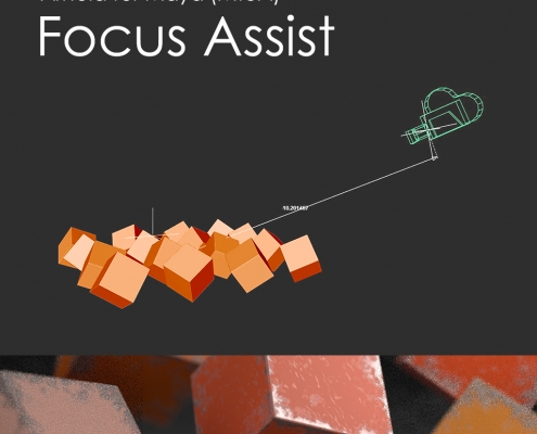 Ronald Fong Arnold Focus Assist Tool