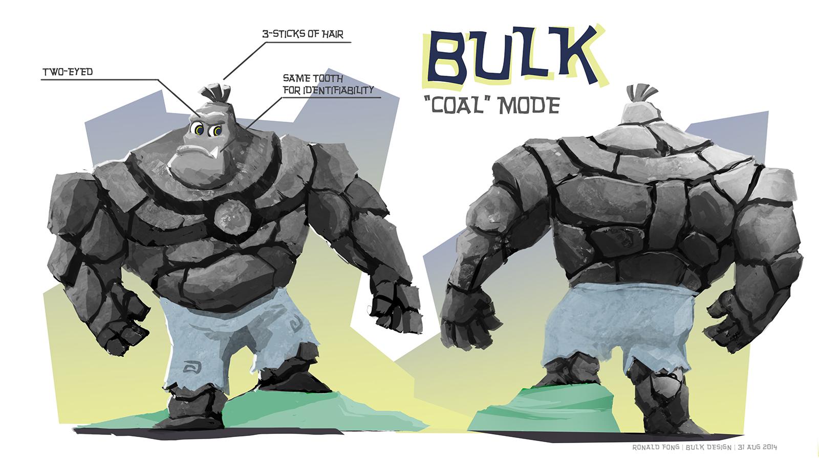 Bulk Character Design